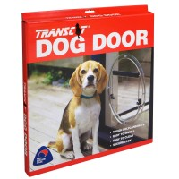 Transcat Dog Door Level 1- Thank you for your support of a NZ business. Please be aware that there may be delays in delivery.