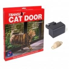 Transcat Selective Entry Cat Door - Natural Magnet